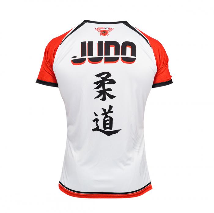 Tricou  ARMURA Judo 3