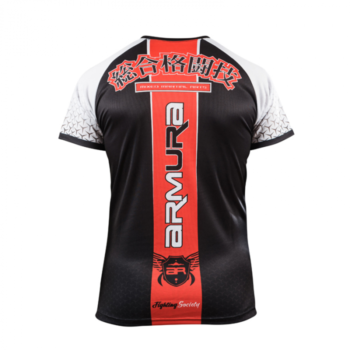Tricou ARMURA MMA 2