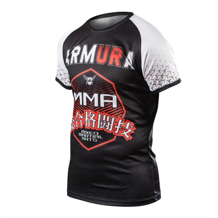 Tricou ARMURA MMA 0