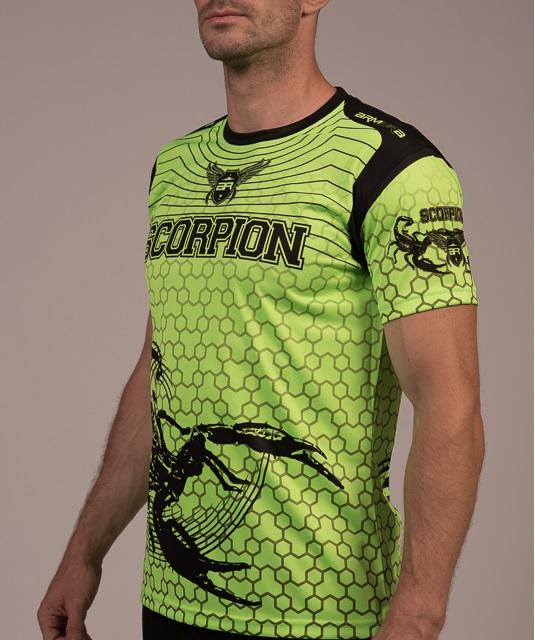 Tricou Armura Scorpion 0
