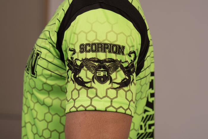 Tricou Armura Scorpion 4