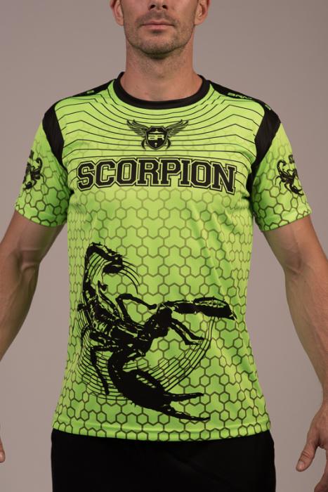 Tricou Armura Scorpion 2