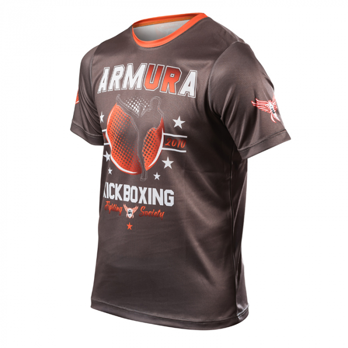 Tricou ARMURA Kickboxing 0