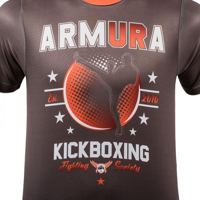Tricou ARMURA Kickboxing 5