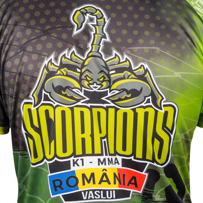 Tricou Armura Scorpionii Armura 1