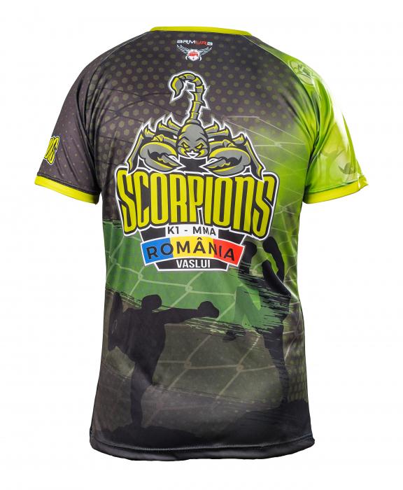 Tricou Armura Scorpionii Armura 2