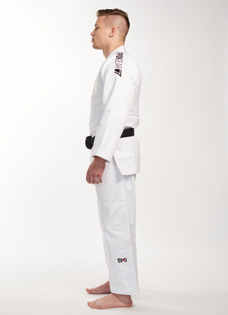 Bluza Kimono  Ippon Gear Legend IJF Judo Alba [2]