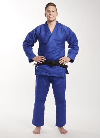 Bluza Ippon Gear Kimono Legend IJF Judo Albastra1