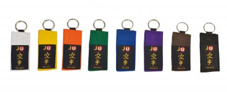 Breloc centura Karate Ju Sports