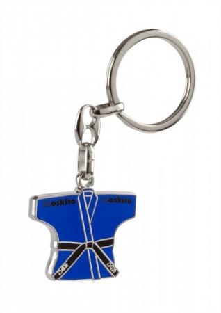 Breloc Metalic Kimono Moskito Alb/albastru Dax Sports [0]
