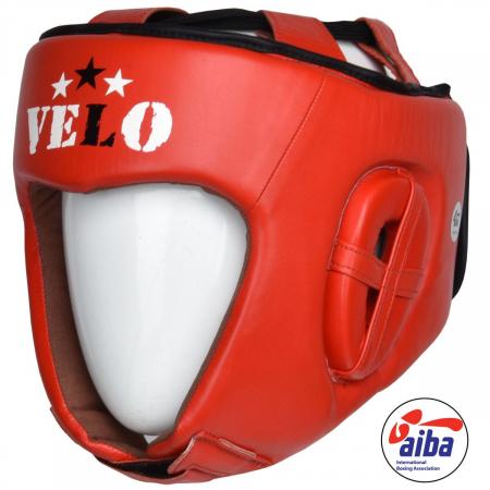 Casca de box omologata AIBA Rosie Velo Boxing0