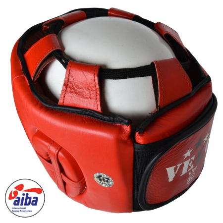 Casca de box omologata AIBA Rosie Velo Boxing2