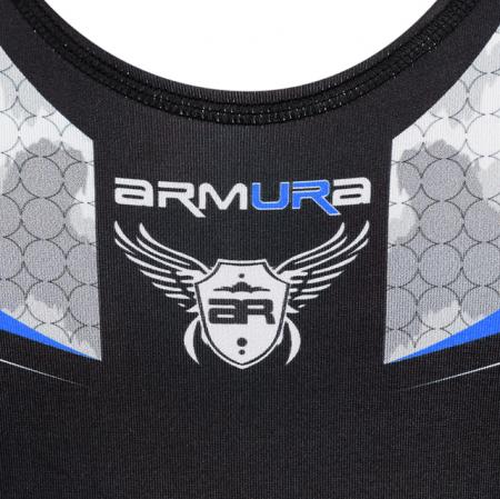 Dres de lupte ARMURA Prime 3.0 Albastru [3]