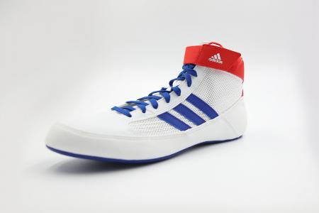 Ghete lupte  Havoc Albe Adidas3