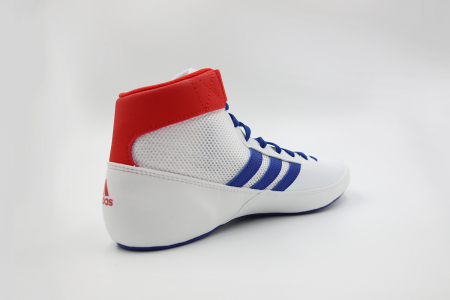 Ghete lupte  Havoc Albe Adidas4