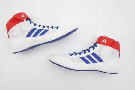 Ghete lupte  Havoc Albe Adidas1