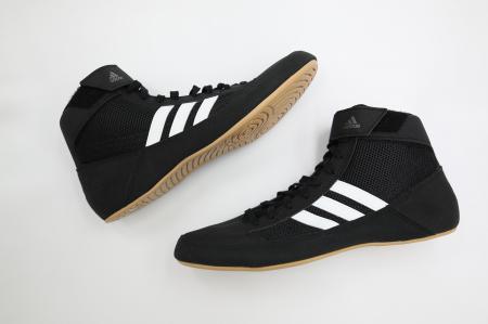 Ghete lupte  Havoc negre Adidas1