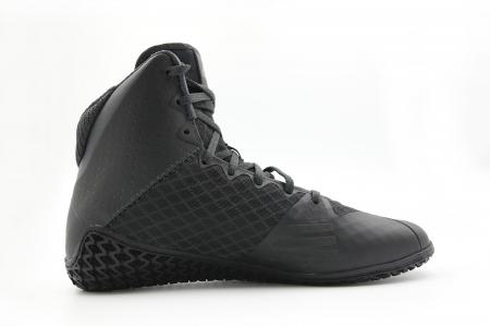 Ghete lupte Mat Wizard 4 Negre Adidas4