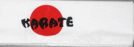 Hakimaki Karate Armura