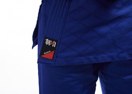 Kimono Basic Albastru Ippon Gear [3]