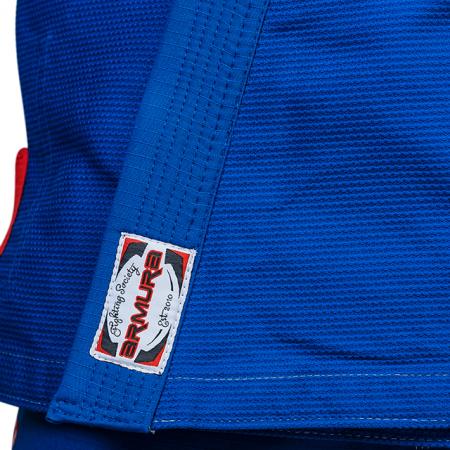 Kimono de BJJ  Praetorian 2.0 Albastru Armura1