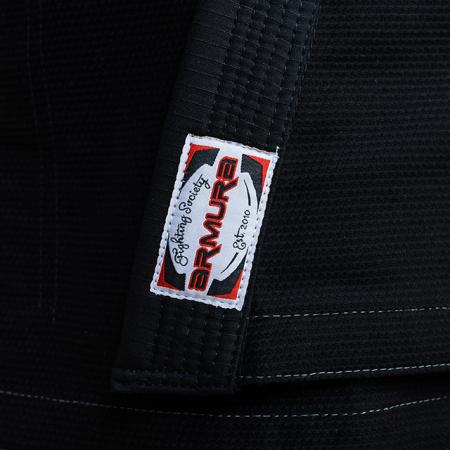 Kimono de BJJ  Praetorian 2.0 Negru Armura3