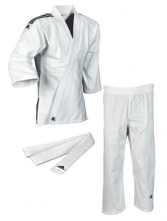 Kimono Judo  Club Adidas1