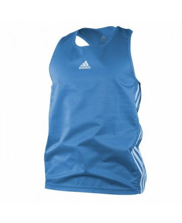 Maiou de box  Albastru Adidas