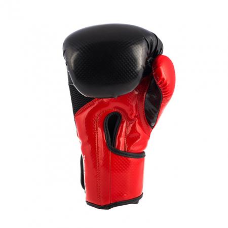 Manusi de Box  Decurion 3.0 Negre/rosii Armura1