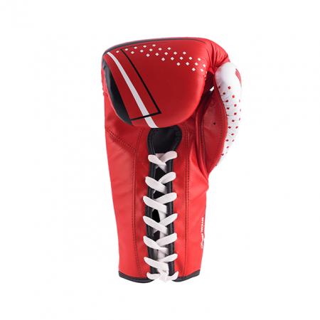 Manusi de box  Dynamite Fight Show Rosii Armura2