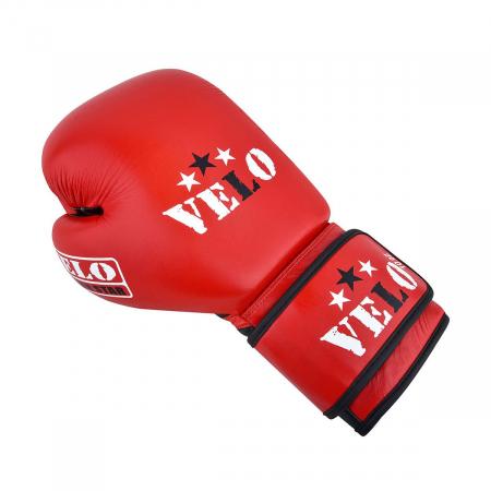 Manusi de box omologate AIBA Rosii Velo Boxing [3]