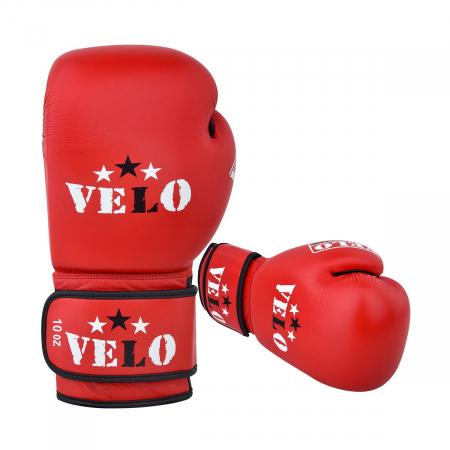 Manusi de box omologate AIBA Rosii Velo Boxing [5]