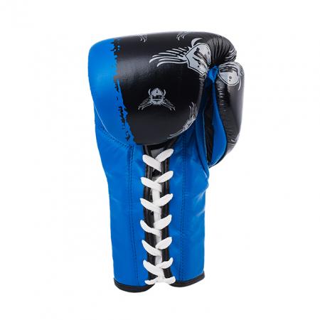 Manusi de box Pro 2.0 Albastre Armura1