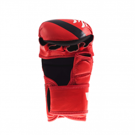 Manusi de MMA  Fortis 2.0 Rosii Armura3