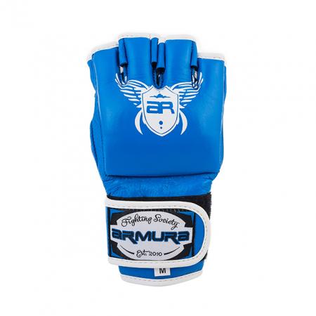 Manusi de MMA  Milenium 2.0 Albastre Armura1