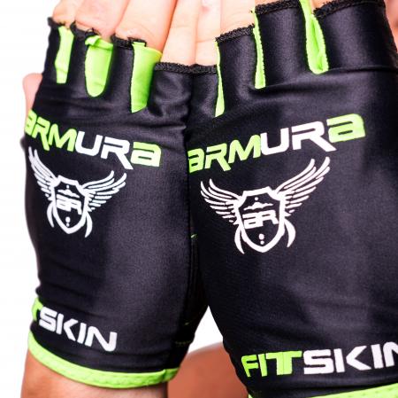 Manusi fitness barbati Fitskin Basic Line Armura3