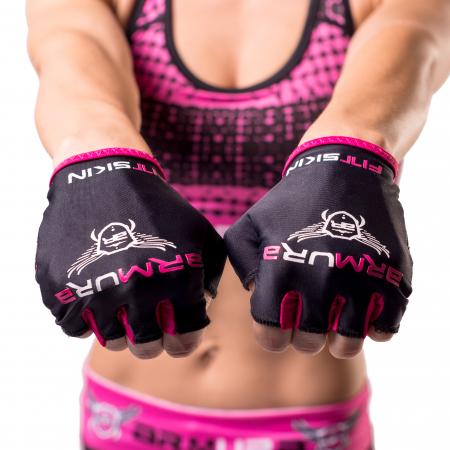 Manusi fitness dama Fitskin Basic Line Armura [0]