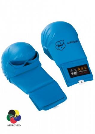 Manusi karate WKF Albastre Tokaido