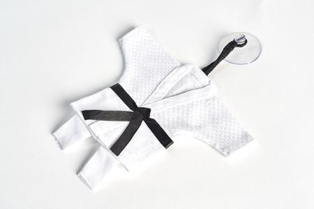 Mini Kimono Judo alb Ippon Gear0