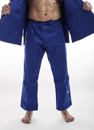 Pantaloni Kimono  Fighter Albastri Ippon Gear [0]