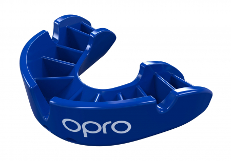Proteza Opro Junior Bronz Level Albastra Opro0
