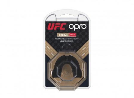 Proteza  UFC Senior  Bronz Level Neagra Opro2