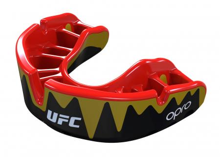 Proteza  UFC Senior  Platinum Level Negru/rosu Opro, A