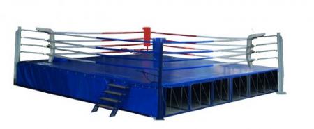 Ring de Box cu Platforma 4.9 x 4.9 metri Armura