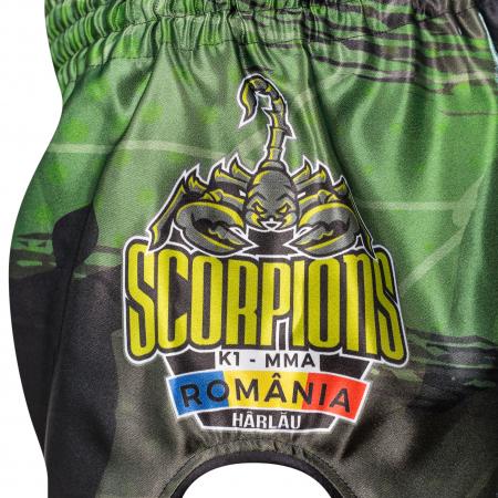 Short de Kickboxing Armura Scorpionii [4]