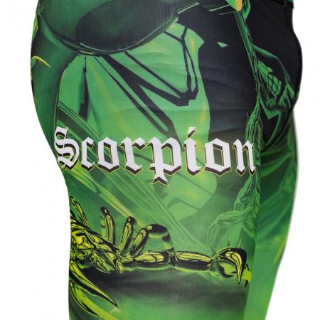 Sort de Vale Tudo Armura Scorpion 2.0 [4]