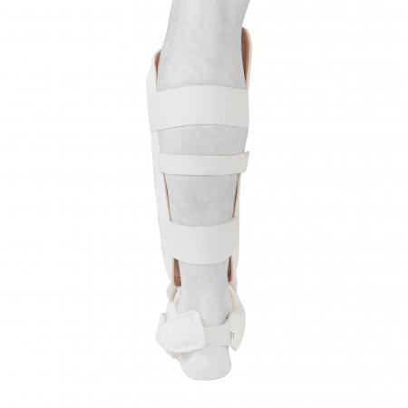 Tibiere Armura cu botosei albe Armura2