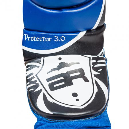 Tibiere  Protector 3.0 Albastre Armura3