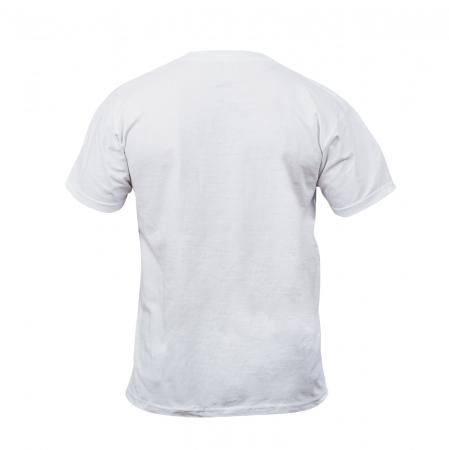 Tricou  Alb Armura [3]