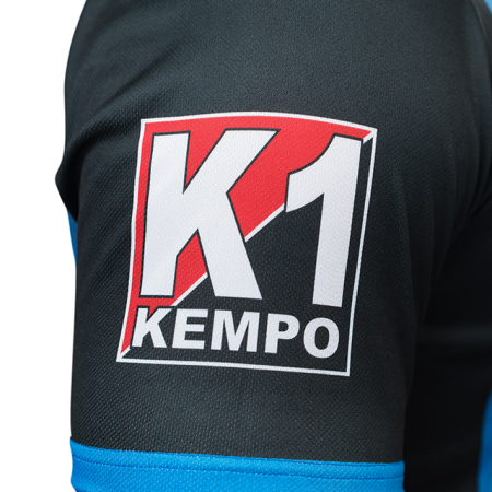 Tricou Kempo Albastru Armura4